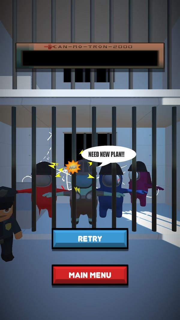 太空狼人监狱逃生游戏