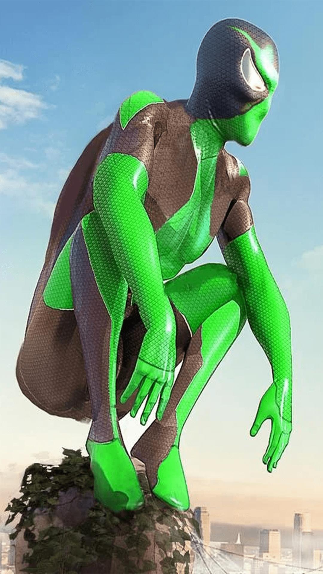 蜘蛛侠忍者英雄游戏