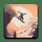 雪山滑雪大冒险