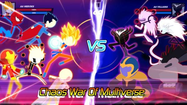 超级英雄之战游戏