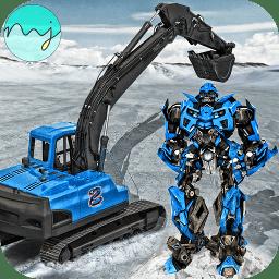 变形机器人模拟游戏
