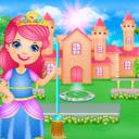 公主城堡清洁