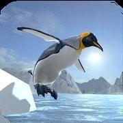 >北极的企鹅