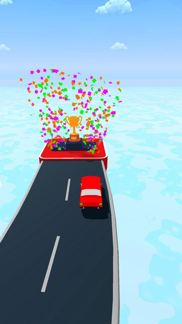 块状汽车3D游戏
