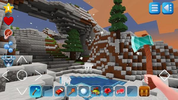 方块创造沙盒世界游戏
