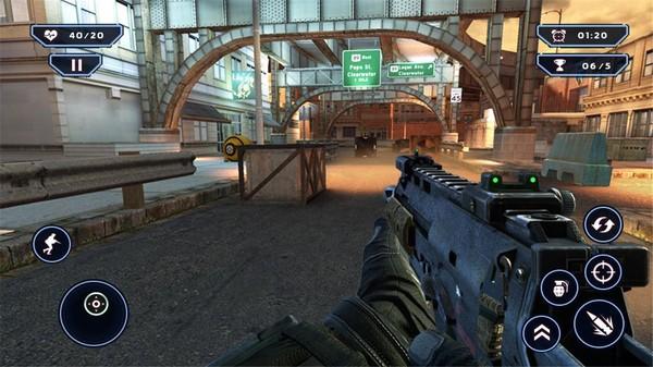反恐袭击游戏