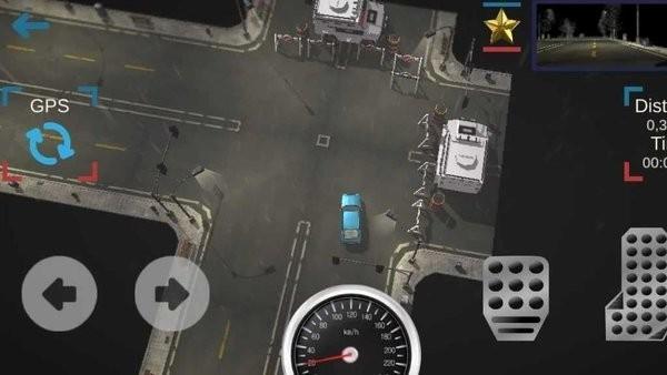 逃离警车追捕(图2)