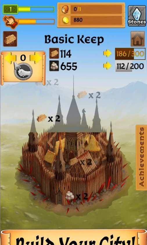 城堡点击者