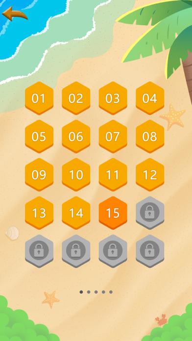 沙滩球球消消乐