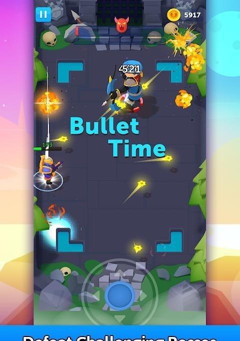 子弹骑士无限金币钻石版